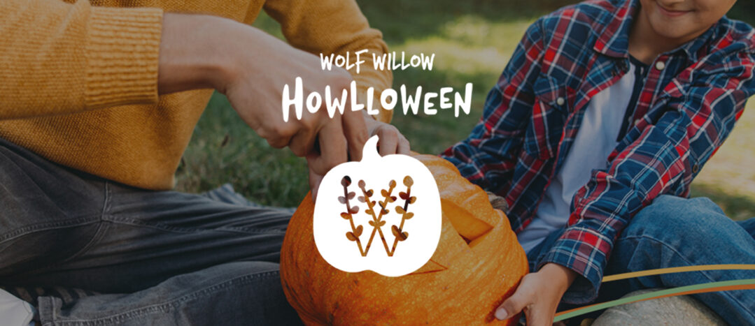 Halloween in Wolf Willow